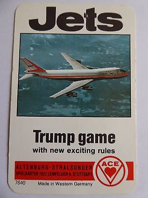 Two Sets Top Trumps Playing Cards by Ace