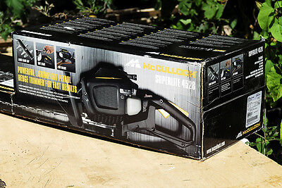 McCULLOCH SUPERLITE 4528 Petrol Hedge-trimmer BRAND NEW in SEALED BOX