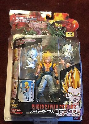 Dragon Ball Z Super Saiyan Gotenks Figure Hybrid Action Choryuden BANDAI JAPAN
