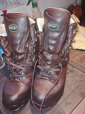 le chameau hunting boots size 10.5