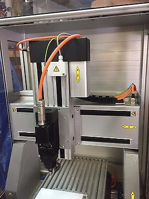 Full System German 3 AXIS CNC ROUTER ENGRAVING ENGRAVER MILLING MACHINE 240v