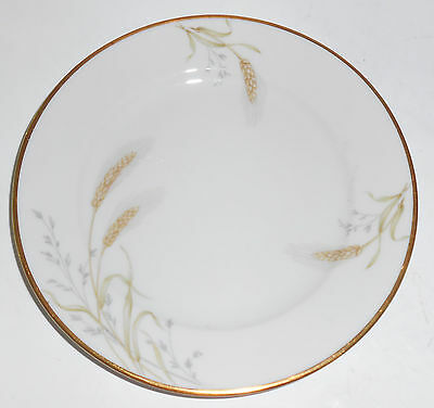 Hutschenreuther China Porcelain Wheaton Gold Band Bread Plate