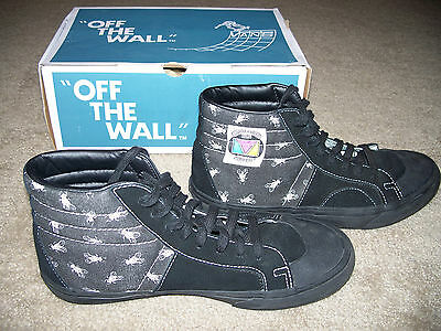 VANS MADRID FLY PRO CLASSIC Skateboard SHOES Sneakers 50th Anniversary Men's 9