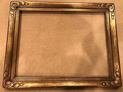 Antique 12x16 Newcomb Macklin Style Arts & Crafts Picture Frame