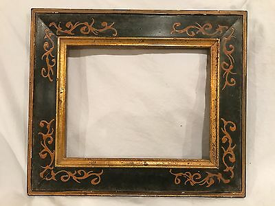 Vintage Newcomb Macklin Style Picture Frame - Antique Style 12x10