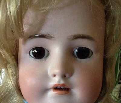 Antique German Doll 30 Inches Tall