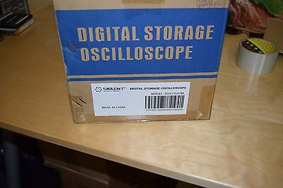 Siglent Digital Storage Oscilloscope SDS1102CML - New - Boxed - Opened to Sell