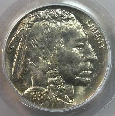 5c 1838-D Buffalo Nickel PCGS MS65 GEM BU * AvenueCoin