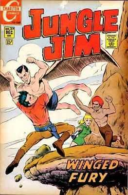 Jungle Jim (1969 series) #27 in Very Good condition. FREE bag/board