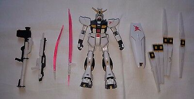 MSIA Mobile Suit in Action Nu Gundam Action Figure RX-93 v Gundam Bandai Counter