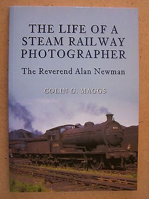 """the Life Of A Steam Railway Photographer."" Trains Book."