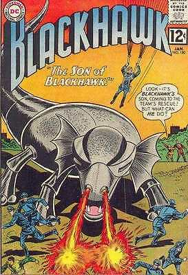 Blackhawk (1944 series) #180 in Very Good + condition. FREE bag/board