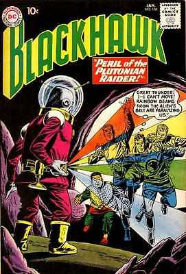 Blackhawk (1944 series) #156 in Very Good condition. FREE bag/board