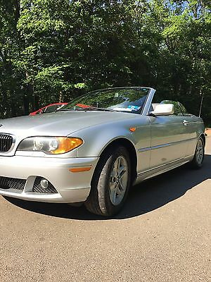 2004 BMW 3-Series Convertible 2004 BMW 325Ci