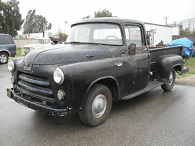 1955 Dodge Other Pickups HEMI 1955 DODGE FACTORY HEMI TRUCK