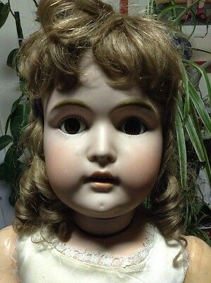 Antique German Doll 32 Inches Tall Mold 171