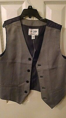 Children's Place Boys Vest Size XL 14