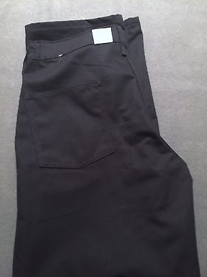Chef Designs Uniform Kitchen Pants Size 32x32 NWOT