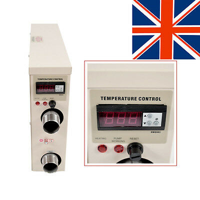 11KW 220V Swimming Pool & SPA Hot Tub Electric Water Heater Thermostat In UK!