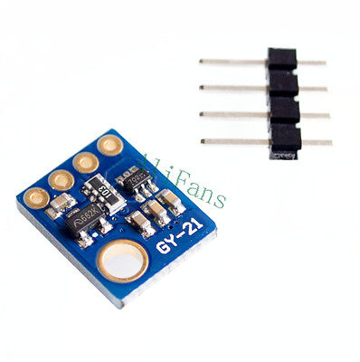 GY21 Si7021 Industrial High Precision Humidity Sensor I2C Interface For Arduino