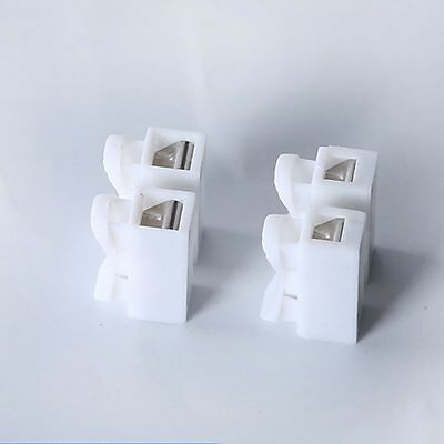 Sample Quick Wiring Electric Wire Connector Terminal Block CH-2 Cable Clamp