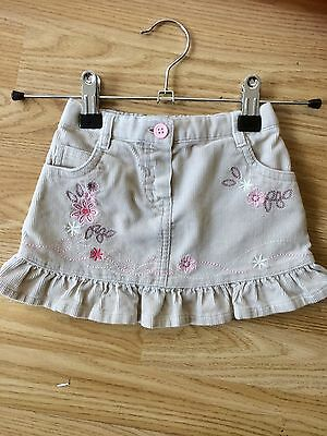 Next Skirt Girls Age 3-6 Months