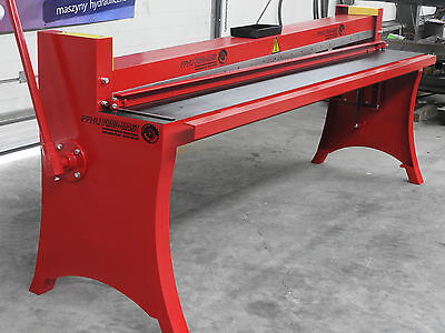 Guillotine 1500mm/1,20mm. Cisaille a guillotine