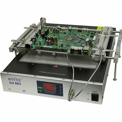 Aoyue 883 Infrared Preheater with Variable Temperature for reworking PCB's