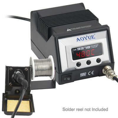 Digital Soldering Iron Aoyue 9378 Station 60W Digital Professional