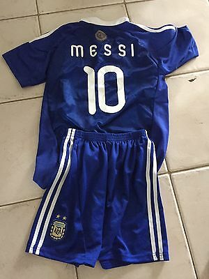 Messi Soccer Jersey / Uniform