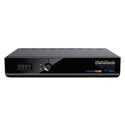 Medialink Smart Home ML5100T Full HD DVB-T/T2 HD IPTV Receiver