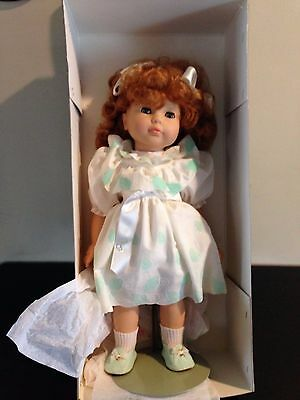 Gotz Doll Soft Doll Poupee Souple Red Head Mint Orig Clothes w/Box At the Ball