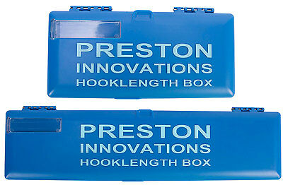 Preston Innovations NEW Coarse Fishing Hooklength Box Short or Long