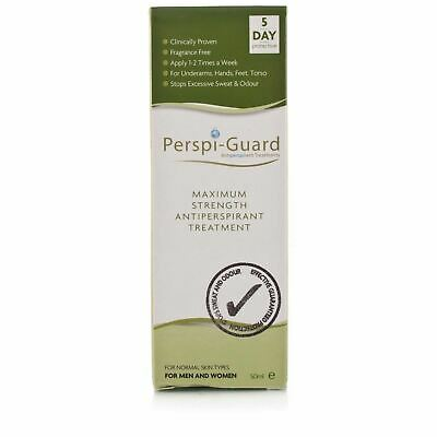 Perspi-Guard Antiperspirant Treatment 50ml 1 2 3 6 12 Packs