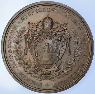 Italy - Pope Benedict XV Year 1 (1914) Annual medal