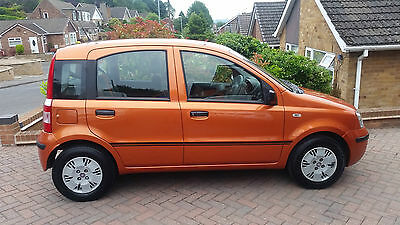 Fiat Panda 1.2 Dynamic 5 Door Automatic (Duo Logic)