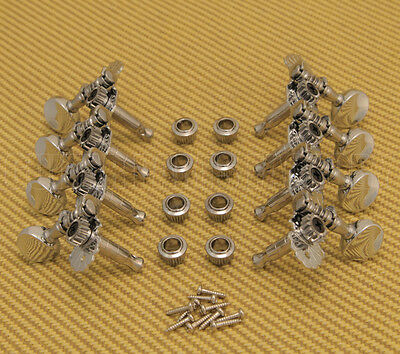 304C Chrome Grover Sta-Tite™ Mandolin Tuners Machines Tuning Pegs
