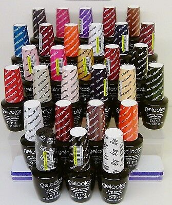 OPI Gelcolor - Soak Off Gel Nail Polish 0.5oz/15mL - Pick your color - Series 4!