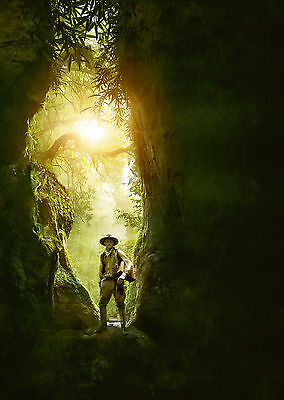 The Lost City of Z (2016) - A2 POSTER **BUY ANY 2 AND GET 1 FREE OFFER**