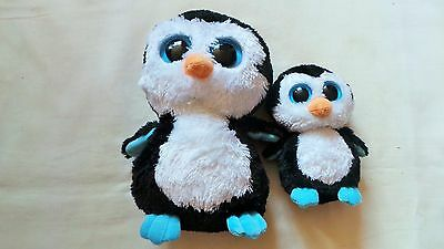 Large And Small Waddles Penguins Beanie Boos