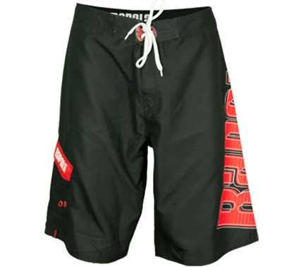 Rapala Shadow Logo Board Shorts - Black