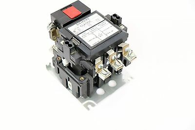 SIEMENS CLA143C 277-480V 30A 3 Pole 120 Coil Volts 60Hz  Lighting Contactor