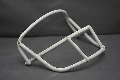 Vintage Original Schutt Football Helmet Facemask Game Used Worn 1970's OPO 4