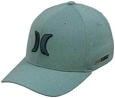 competitive price 27ea4 2aaed Hurley Dri-Fit Heather Hat - Dark Atomic Teal - New