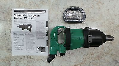 Speedaire 2YRG8 1 In Drive 4000 RPM 100-1200 Ft-Lb Air Impact Wrench