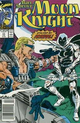 Marc Spector: Moon Knight #11 in Very Fine + condition. FREE bag/board