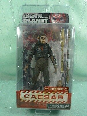 Neca Dawn of the Planet of the Apes Series 1 7″  Caesar Action Figure BNIB