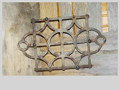 Vintage Wrought Iron Trivet