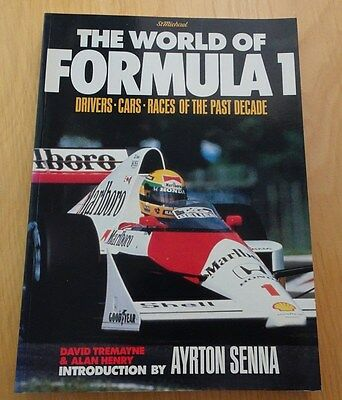 The World of Formula 1 book M&S 1989