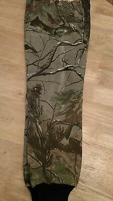Realtree APG Camo Sweatpants, New, Size 6-7 Kids Unisex Boys Girls